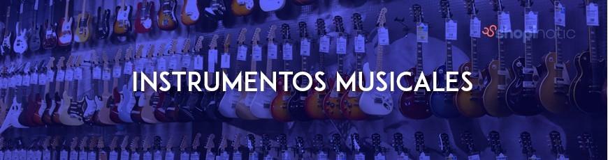 Venta de Instrumentos musicales y sonido profesional. SHOPINATIC.COM