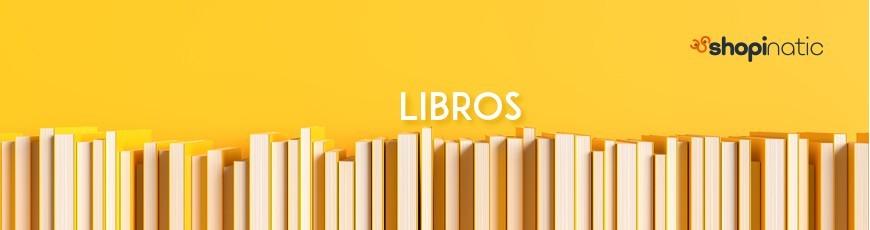 Libros tapa blanda, tapa dura  y digitales para grandes lectores y soñadores