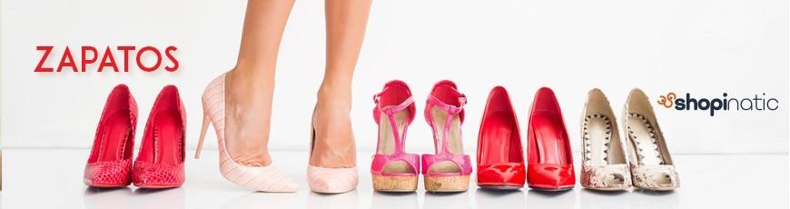 Zapatos de las mejores marcas sólo en Shopinatic.com